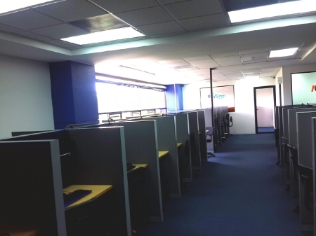 offshore call centers