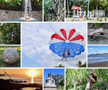 places to go visit in costa rica